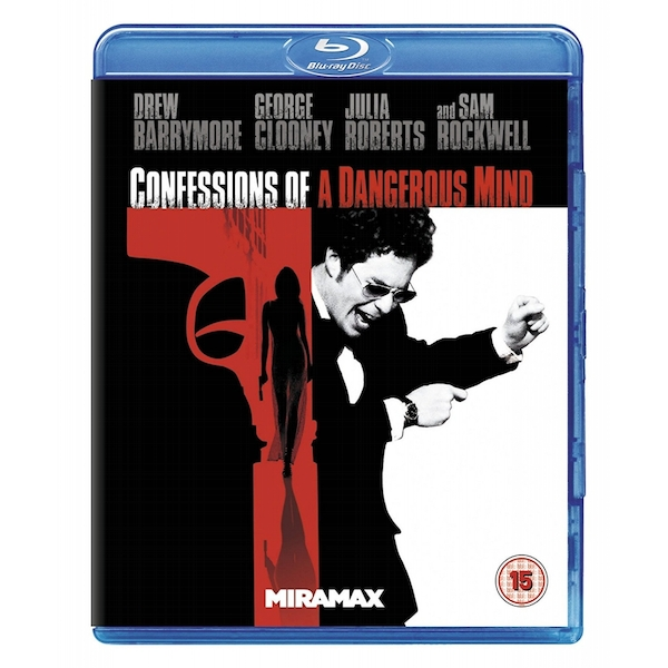 Confessions Of A Dangerous Mind Blu-ray