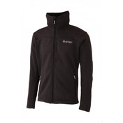 Hi-Tec Limay Men's Small Black Fleece Jacket