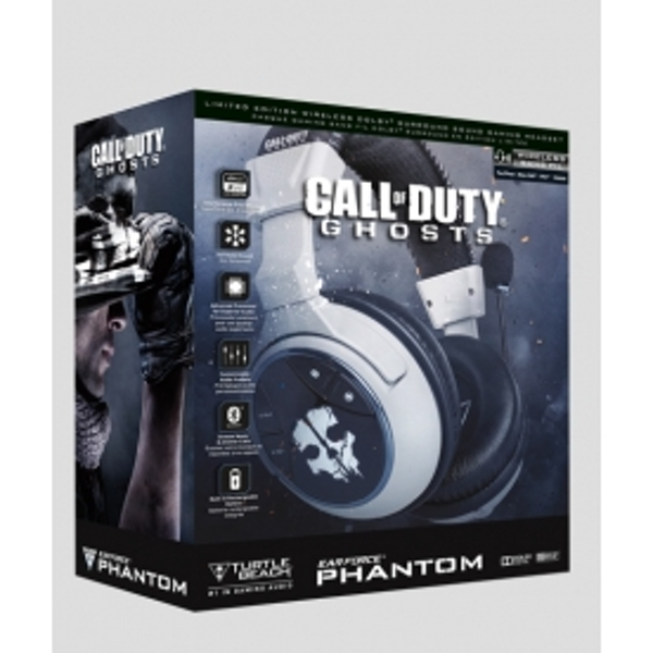 Turtle Beach Ear Force Call of Duty Ghosts Phantom Headset PS3, Xbox 360, PS4 & Mobile