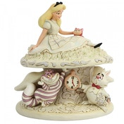 Whimsy and Wonder (Alice in Wonderland) Disney Traditions Figurine