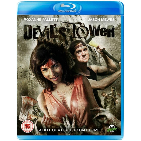 Devils Tower Blu-Ray