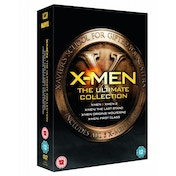 X-Men The Ultimate Collection DVD