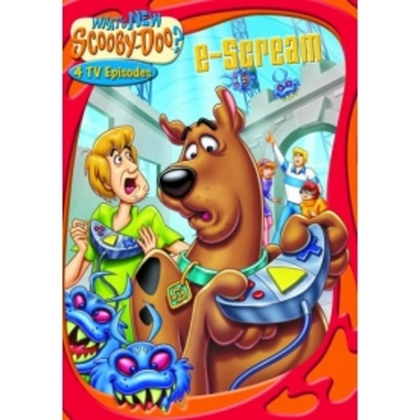 What\'s New Scooby Doo Vol. 8 E-Scream DVD