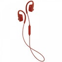 JVC HAEC30BTR AE Wireless Bluetooth Sports Clip Headphones Red