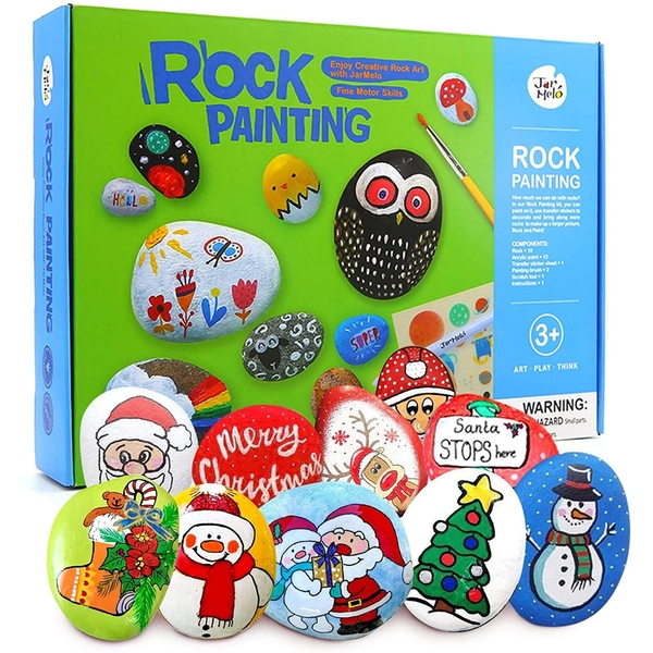Rock Painting Activity Set