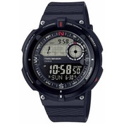 Casio SGW600H-1BER Mens Twin Sensor Sports Watch