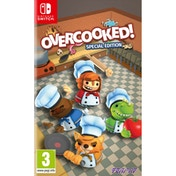 Overcooked! Special Edition Nintendo Switch Game