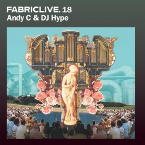 Andy C & Dj Hype - FabricLive 18 CD