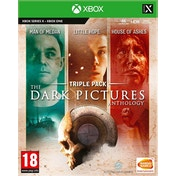 The Dark Pictures Anthology Triple Pack Xbox One | Xbox Series X Game