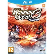 Warriors Orochi 3 Hyper Game Wii U