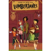 Lumberjanes Vol. 1 : Beware The Kitten Holy : 1