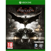 (Pre-Owned) Batman Arkham Knight Xbox One Game and Batman Gotham Knight Blu-ray Double Pack Used - Like New