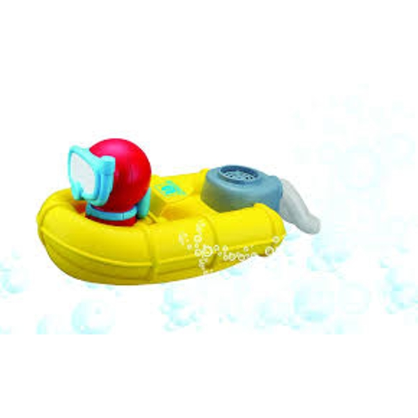 BB Junior Splash & Play Rescue Raft Toy