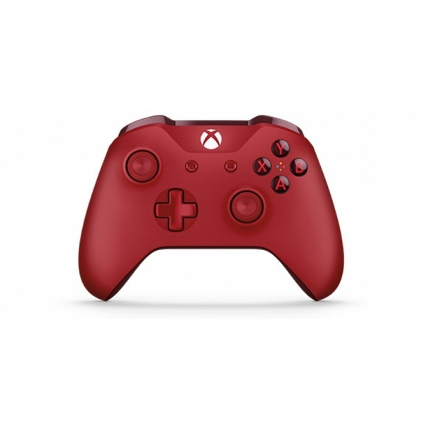 Microsoft Official Xbox One Wireless Red Controller [Used - Good]