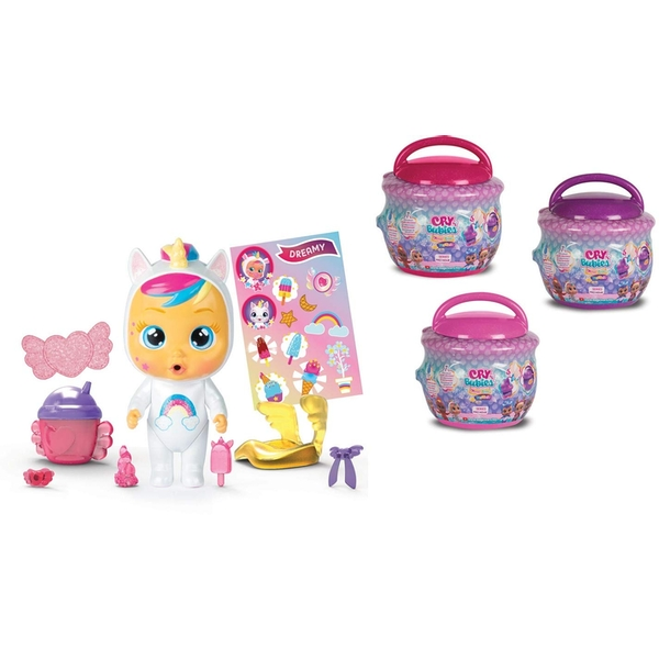Cry Babies Magic Tears - Paci House - Blind Capsule - Random