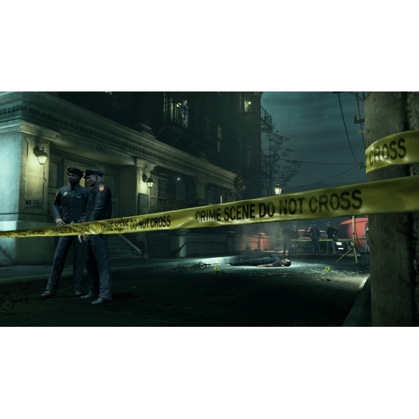 Murdered Soul Suspect PS3 Game - Image 2