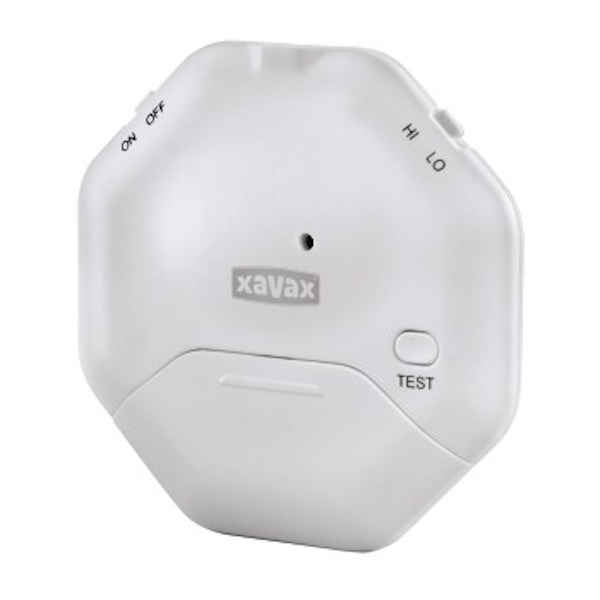 Xavax Glass Breakage Detector, flat