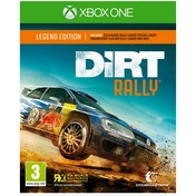 Dirt Rally Legend Edition  Xbox One Game