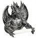 Dragon Toilet Roll Holder Novelty - Image 2