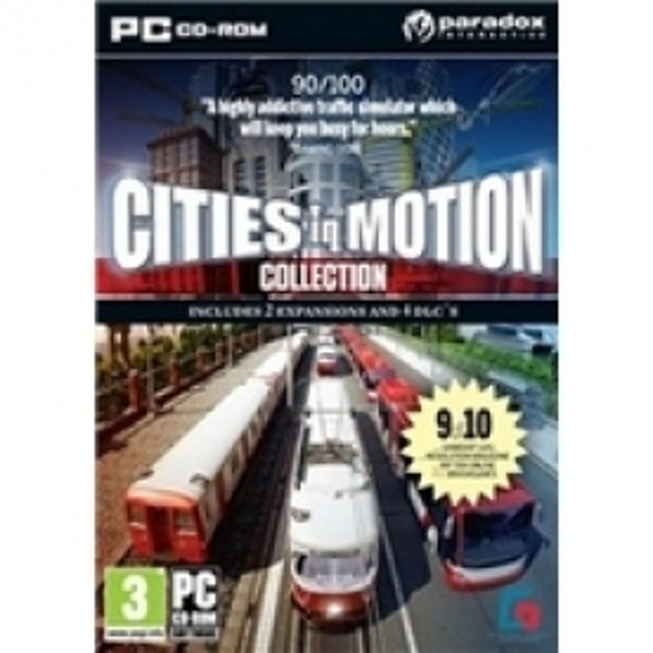 Cities in Motion Collection Game PC