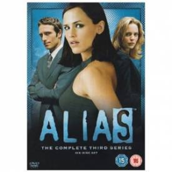 Alias - Complete Season 3 DVD