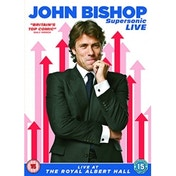John Bishop Supersonic Live at the Royal Albert Hall DVD