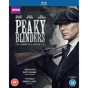 Peaky Blinders Series 1-4 Blu-ray