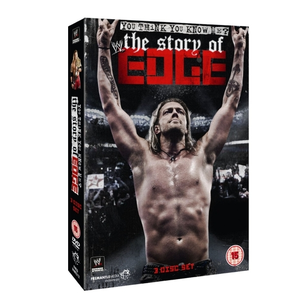 WWE - You Think You Know Me - The Story Of Edge DVD