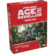Star Wars Age Of Rebellion Beginner Board Game