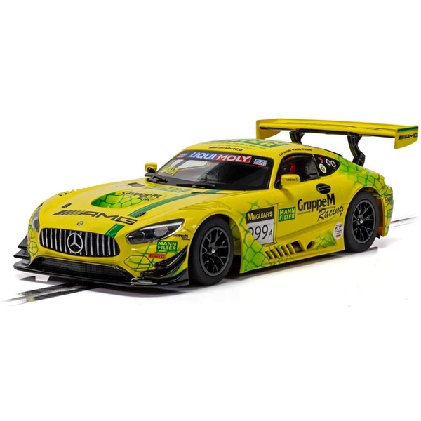 Mercedes AMG GT3 Bathurst 12 Hours 2019 Gruppe M Racing Scalextric Car