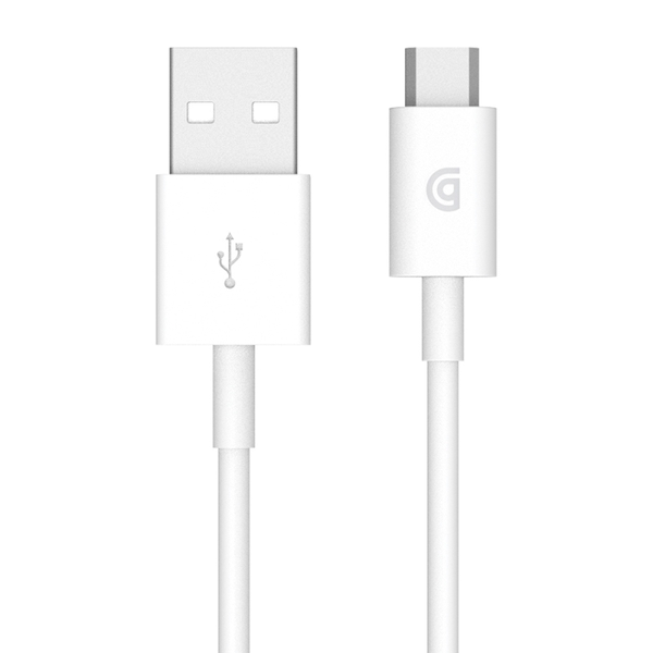 Griffin GP-004-WHT Charge/Sync Micro-USB Cable 1M - White