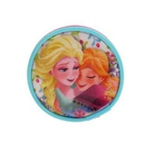 Disney Frozen Nordic Summer Round Zip Purse