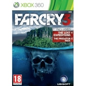 Far Cry 3 The Lost Expeditions Edition & Predator Pack Game Xbox 360