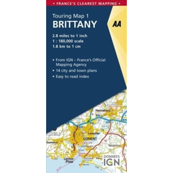 Brittany : 1