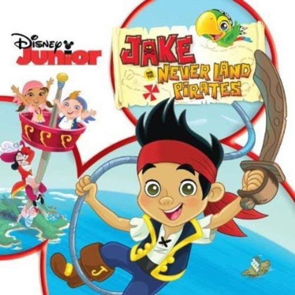 Disney Jake And The Never Land Pirates CD