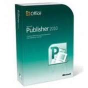 Microsoft Publisher 2010 164-06233