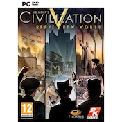 Sid Meier's Civilization V 5 Brave New World Expansion Pack Game PC