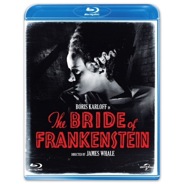 The Bride of Frankenstein Blu-ray