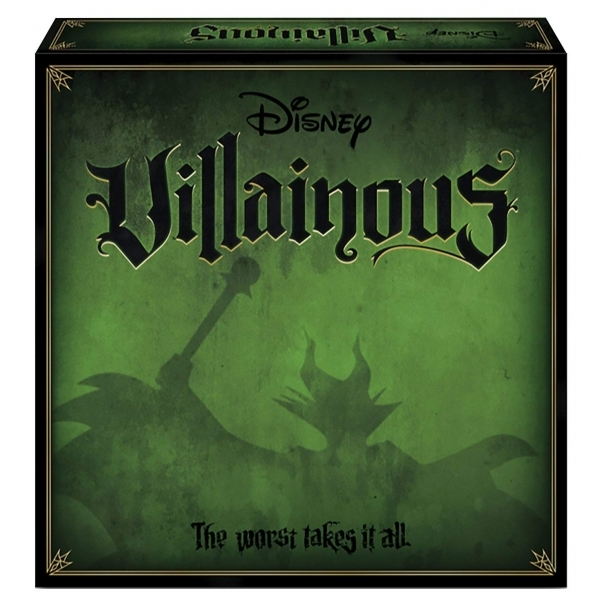 Ex-Display Disney Villainous Board Game Used - Like New