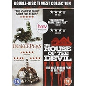 2 Film Collection - The Innkeepers / House Of The Devil DVD