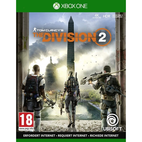 The Division 2 Xbox One Game [French Version] - Image 1