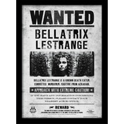 Harry Potter - Bellatrix Wanted Framed 30 x 40cm Print