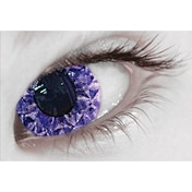 Violet Kiss MesmerGlow UV Cosmetic Lenses 1 Month