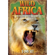 Wild Africa - The Fiercest Beasts Unleashed DVD
