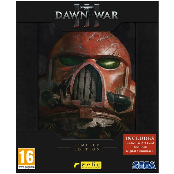 Warhammer 40,000 Dawn Of War III Limited Edition PC Game - Image 1