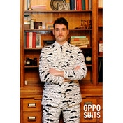 Opposuit Tashtastic UK Size 44 One Colour