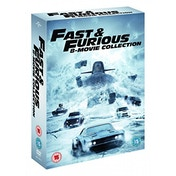 Fast & Furious 8-Film Collection (1-8 Box Set) DVD