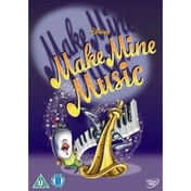 Disney Make Mine Music (Walt Disney Classic) DVD