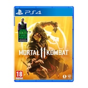 Mortal Kombat 11 with Joker DLC PS4 Game