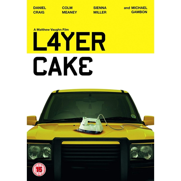 Layer Cake DVD